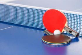 Областной турнир по настольному теннису